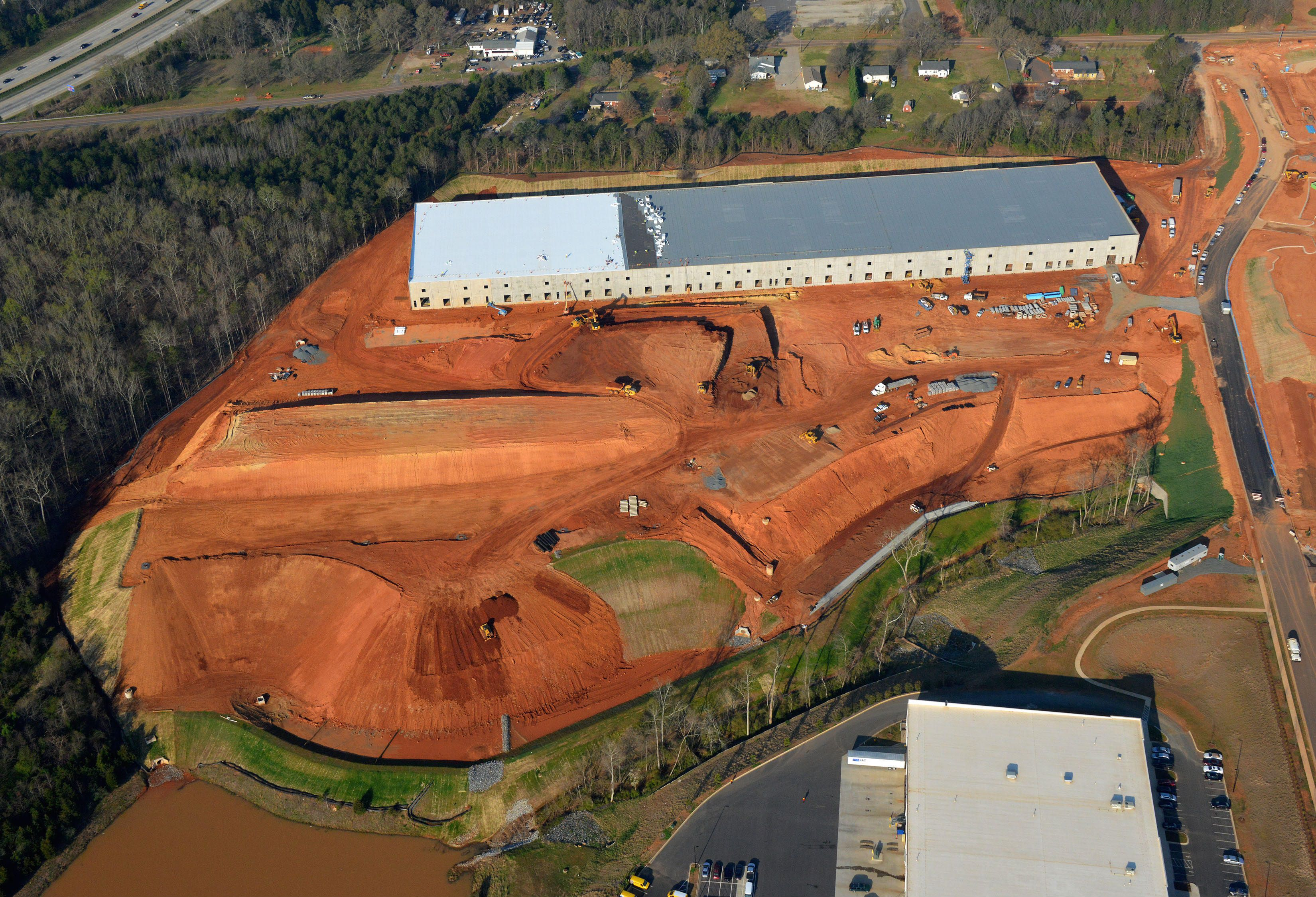 Charlotte road construction projects - Projects