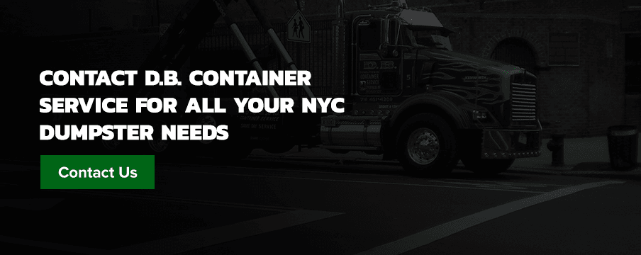 D.B. Container Service - NYC Dumpster Rentals