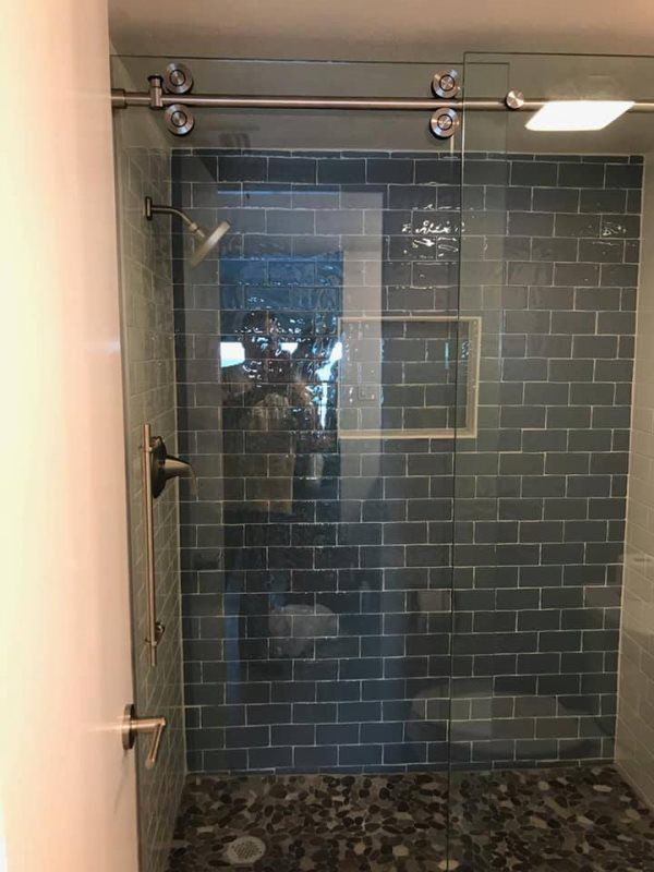 MGM Showers Doors
