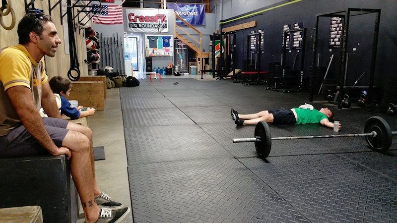 Blog - Crossfit No Boundaries
