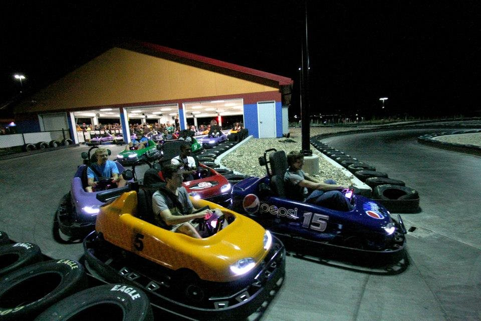 Play & Game Go Karts in Fort Dodge, IA - Fort Frenzy