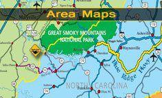 Maps  Directions Deals Gap Motorcycle Resort - Us map dragon