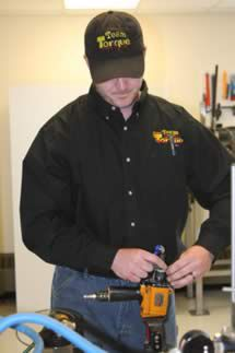 Power Pneumatic & Air Tool Repair Service - Team Torque Inc