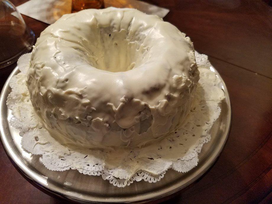 Vennila Cake