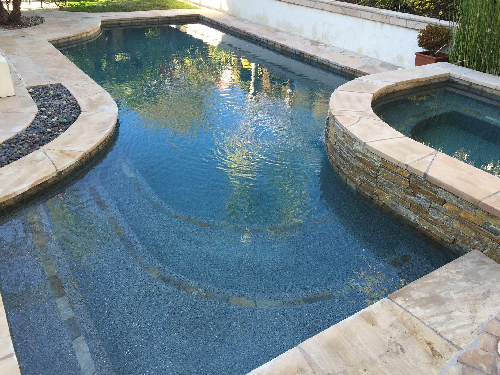 Pool Tiling - Swim Care Pool Services