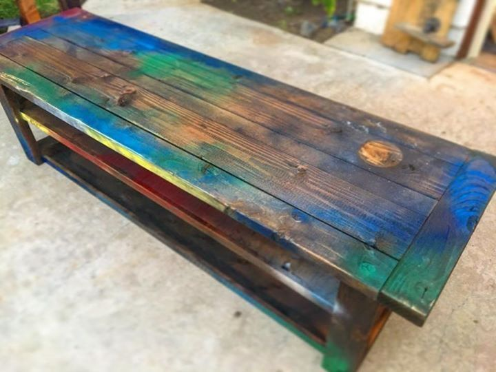 woodwork custom table furniture