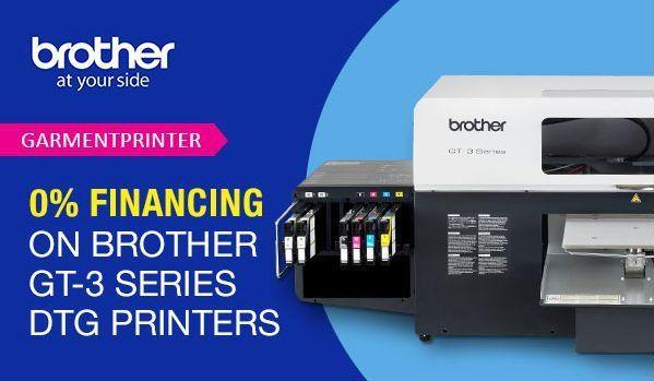 Direct To Garment Printer - Stitch City