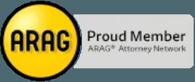 ARAG Member Badge