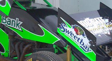 Sprint Cars Race Wraps Vehicle Wrap Fleet Boat Van Trailer