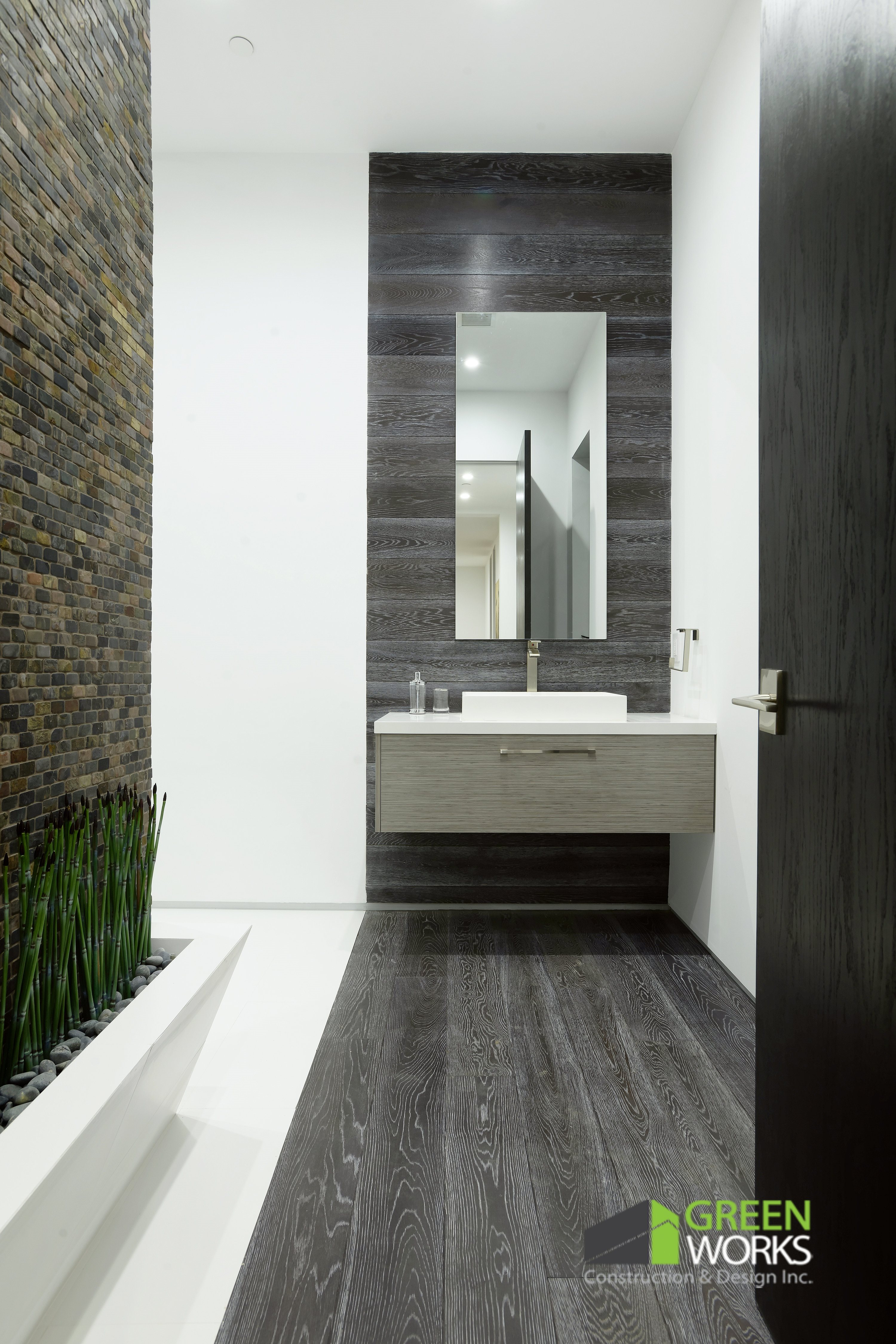 How long does bathroom remodeling take greenworks construction How long does a bathroom renovation take