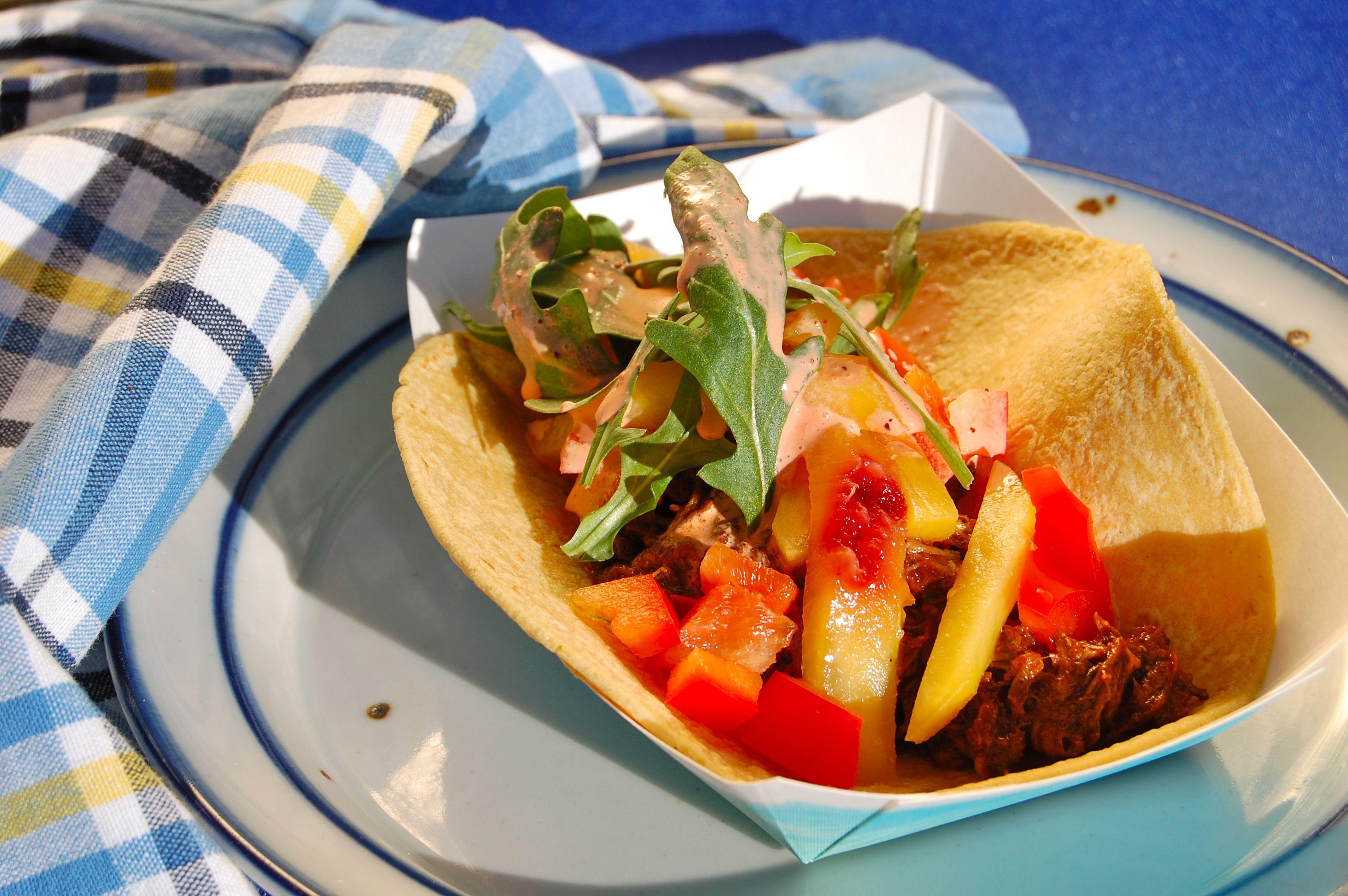 home carte blanche gourmet tacos
