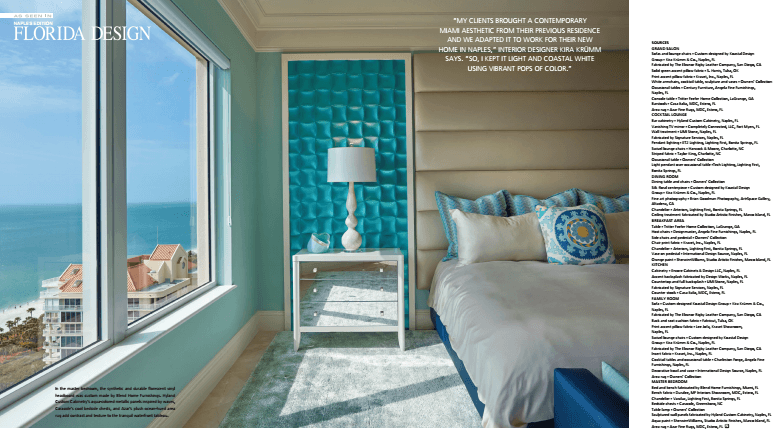 Blend Home Furnishings Featured in Florida Design Magazine - Blend ...