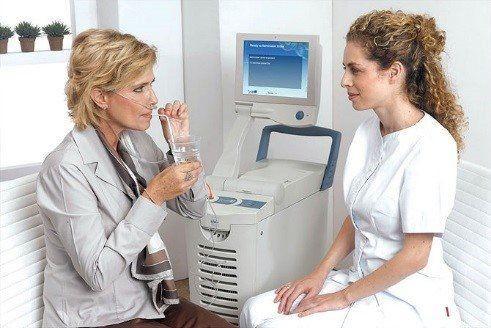 Breath Testing for H-pylori