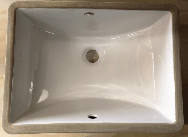 Corian Sink - Valley Countertops Industries LTD