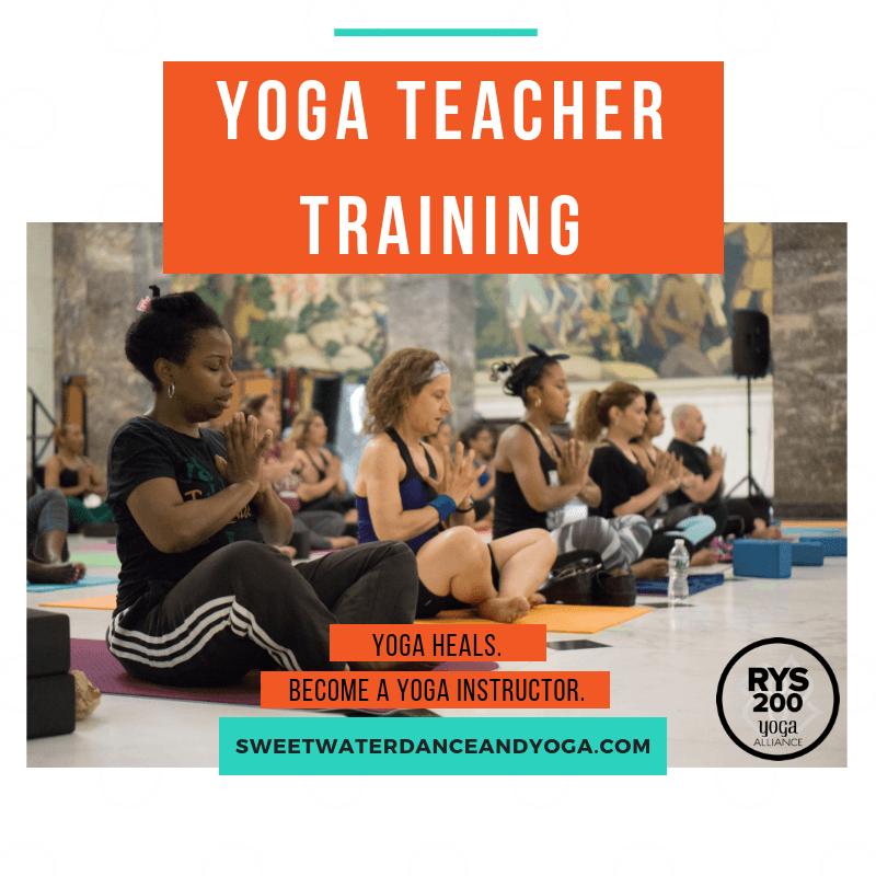 Yoga Teacher Training Sweet Water Dance