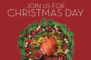 Join us for our Christmas Day Champagne Buffet | Tuesday, December ...