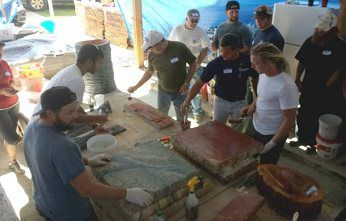 decorative concrete training - best decorative concrete school