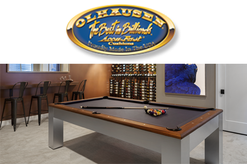 Standard Pool Table Sizes Are 7 Foot, 8 Foot, 8 1/2 Foot And 9 Foot Long.  Your Space Would Best Fit A 7 Foot Table.