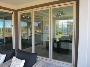 Serenity Series Stacking Door System & Enhance your view - Avanti Industries LLC. | ROC# 291330