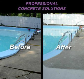 Pool Decks - Concrete Levelers, LLC