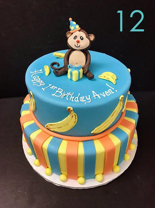 Custom Denver Cakes
