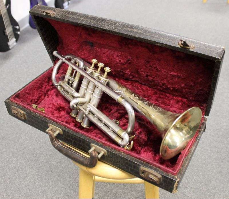 CG Conn Musical Instrument - George's Music Center