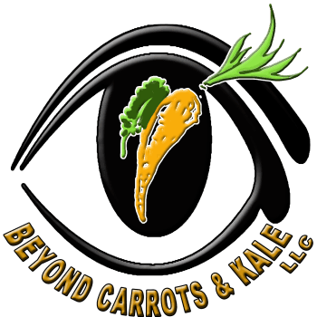 beyond carrots and kale logo