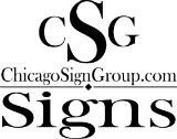 Chicago Sign Group logo