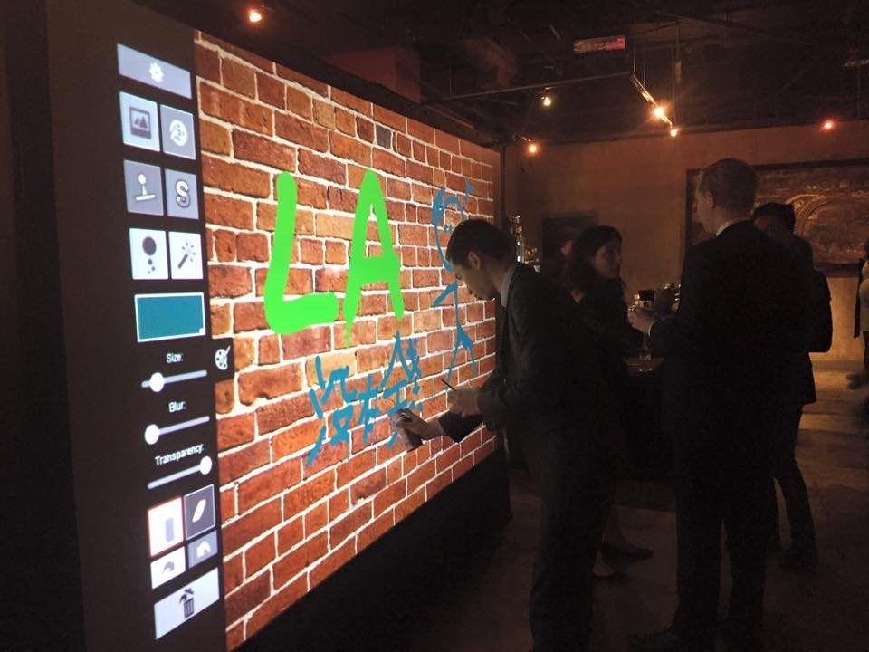 Virtual Digital Graffiti Wall Fun 4 Events Fun 4 Events