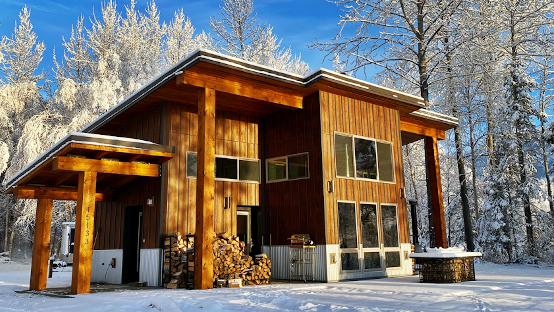 Insulated Concrete Forms ICF Home Construction by Remote Alaska Solutions
