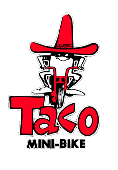 Taco Mini Bike Logo