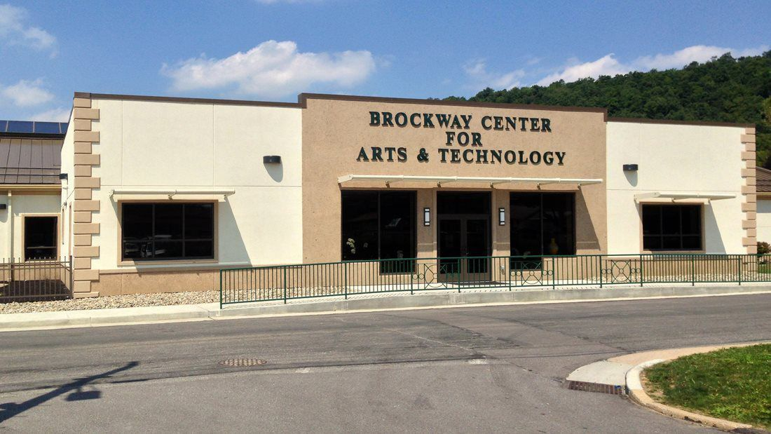 BROCKWAY CENTER FOR ARTS AND TECHNOLOGY