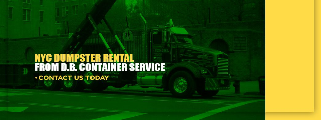 NYC Dumpster Rentals - D.B. Container Service