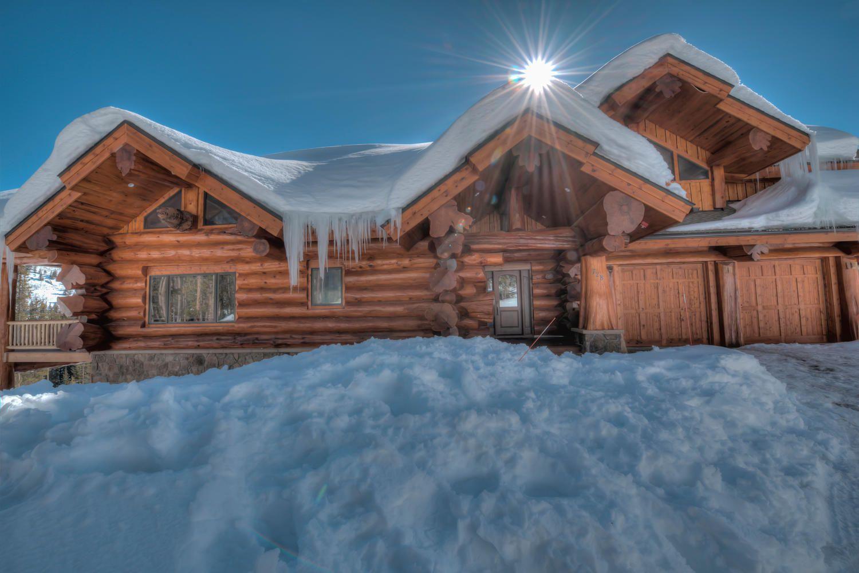 Gallery - Mountain Log Homes Of Colorado, Inc