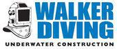 Walker diving-Logo