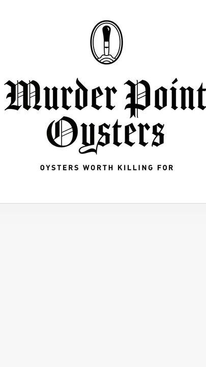 Home - Murder Point Oysters