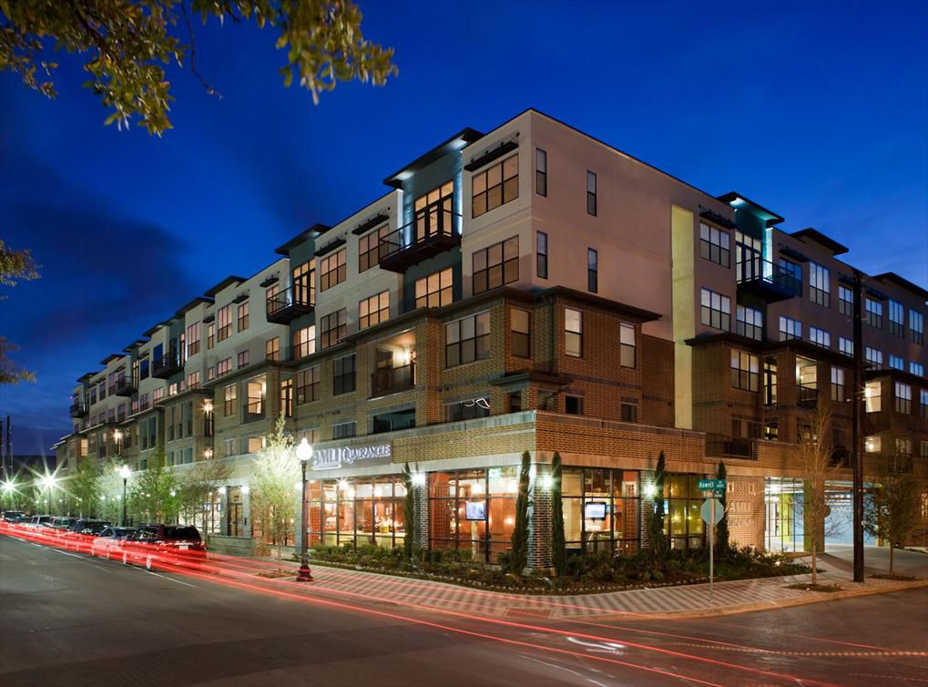 Apartment Multifamily Mixed Use Loans Commercial Property