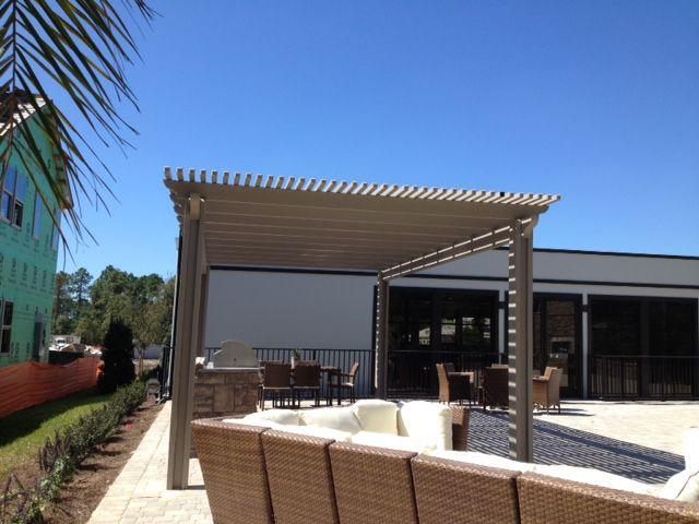 Jacksonville Pergola Installation Service Construction Specialties