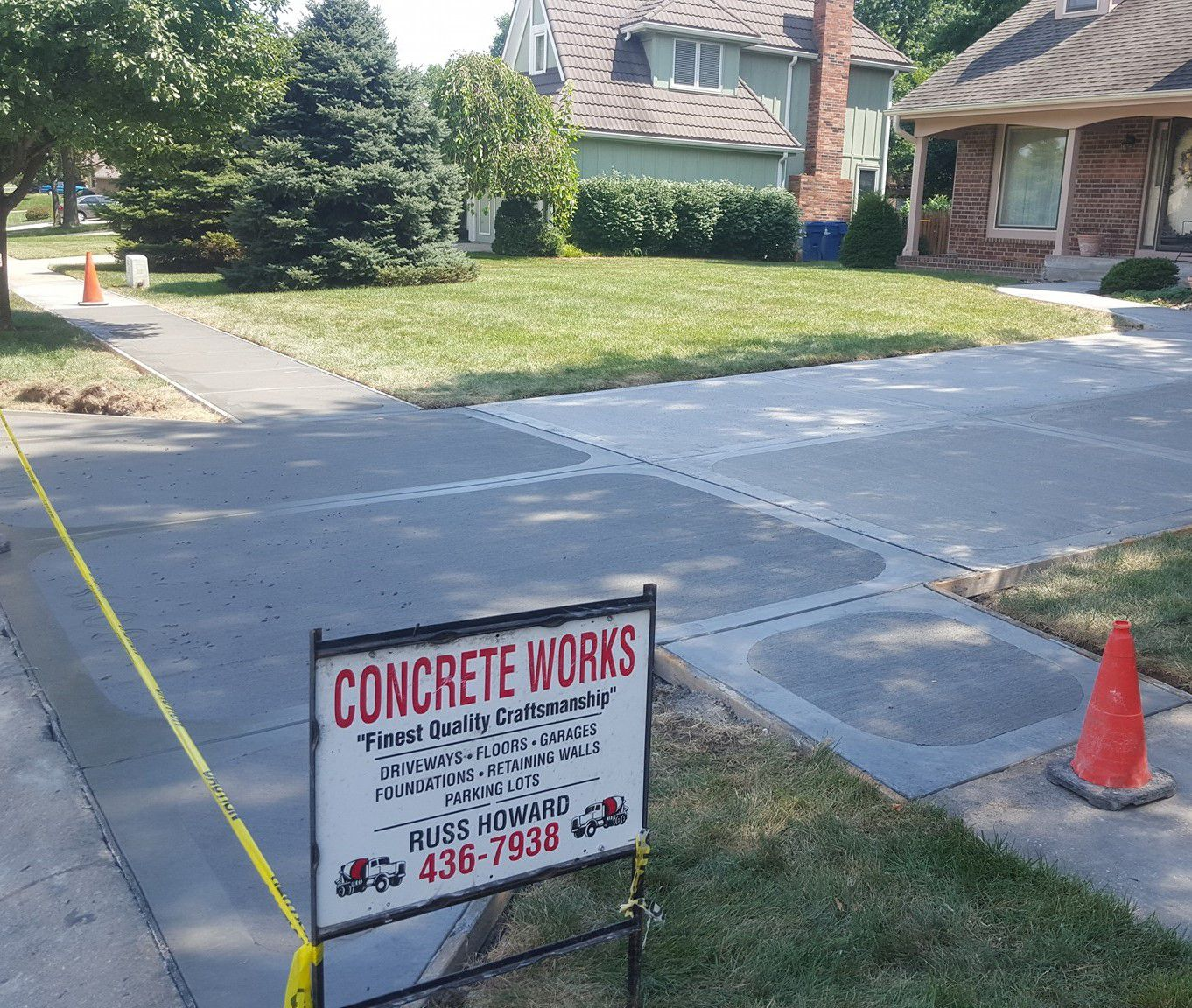Home Concrete Works