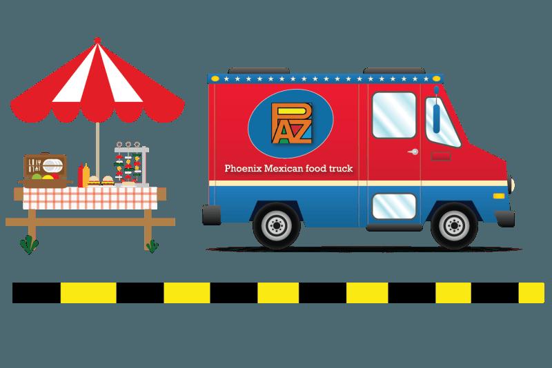 Phoenix Mexican Food Truck