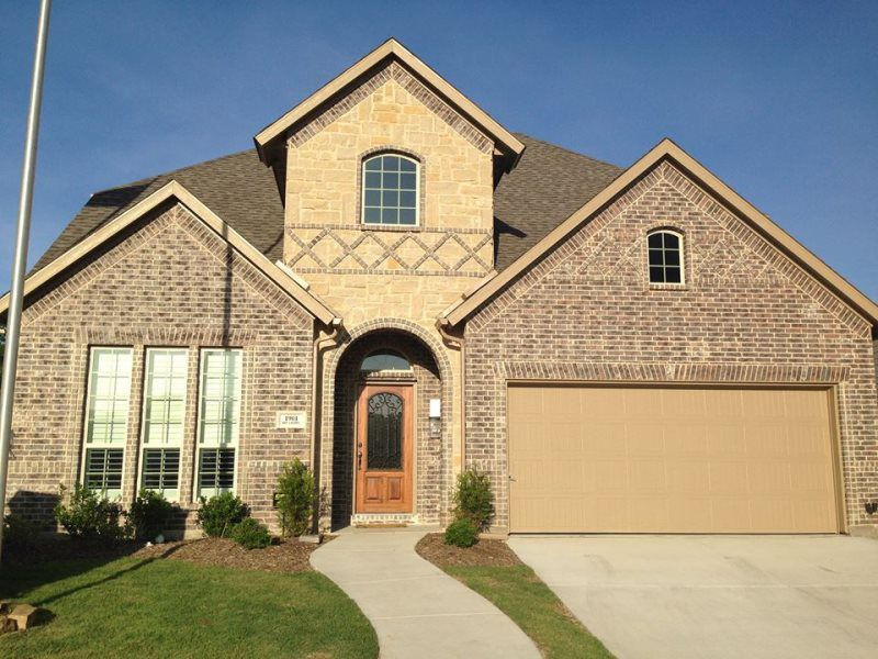 Home stonehollow homes for Weatherford home builders