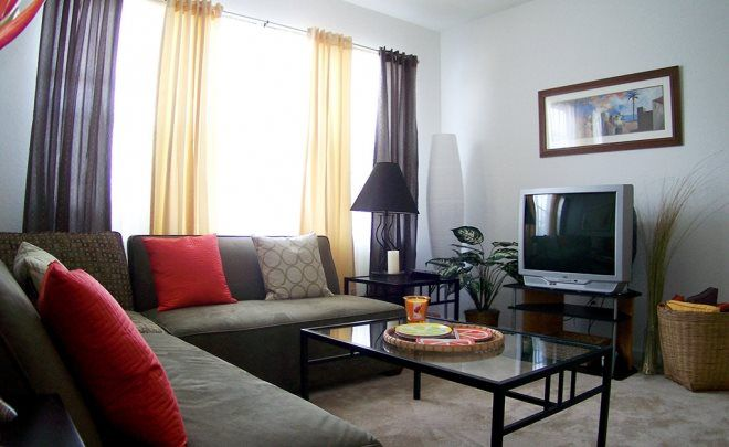 One Bedroom Apartments In Tallahee | Arrowhead Apartments 1 Tallahassee Student Housing