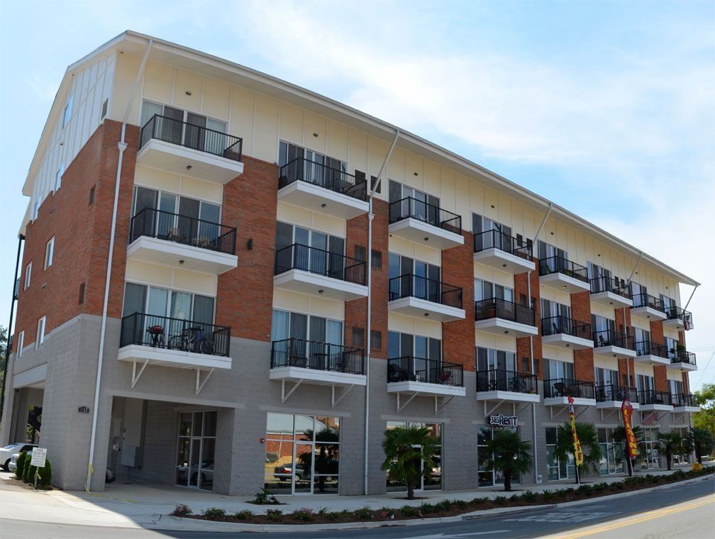 The Lofts on Gaines - Tallahassee Student Housing