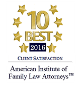 American Institute of Family Law Badge