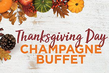 Thanksgiving Day Experience | Thursday, November 28th, 2019