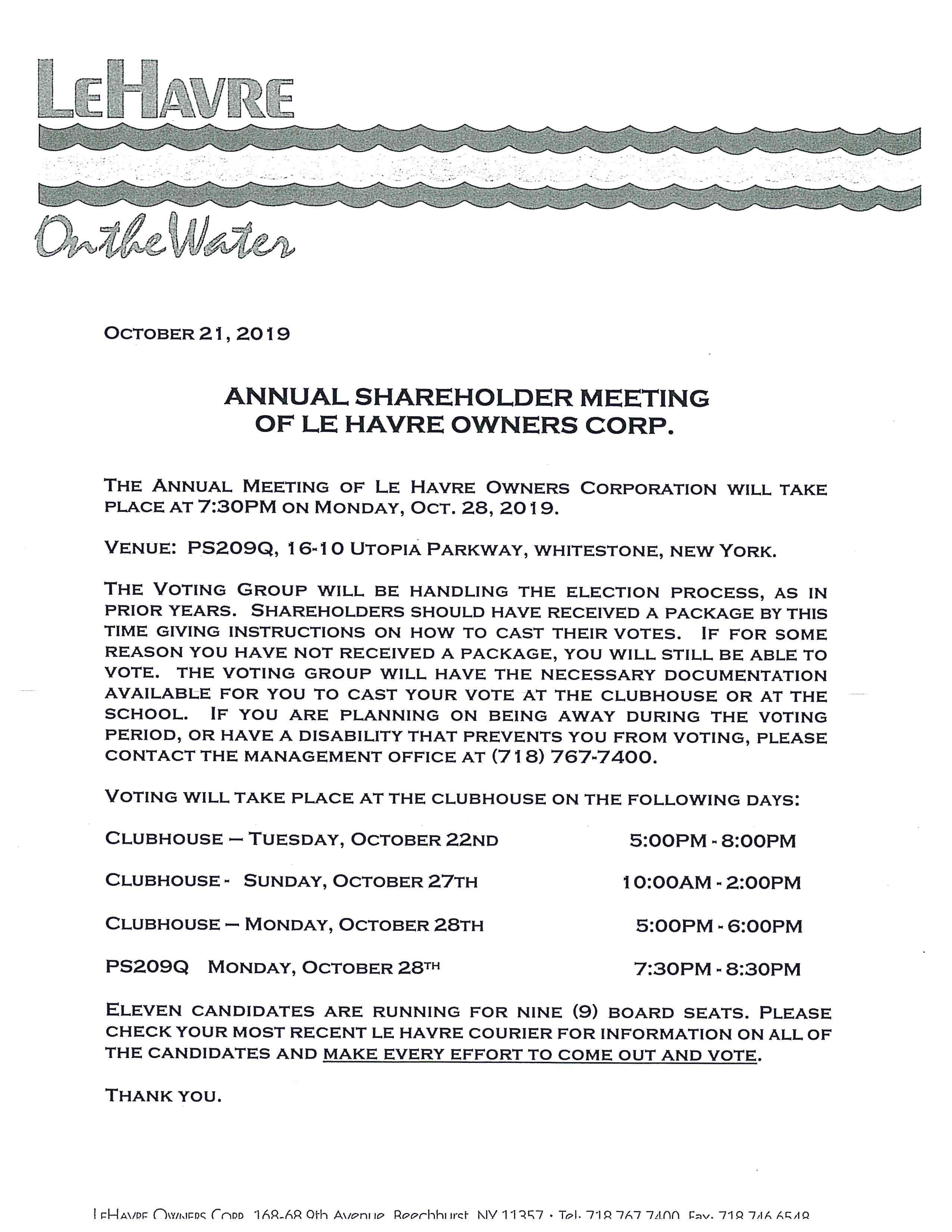 Annual Shareholder Meeting 10.21.2019.jpg