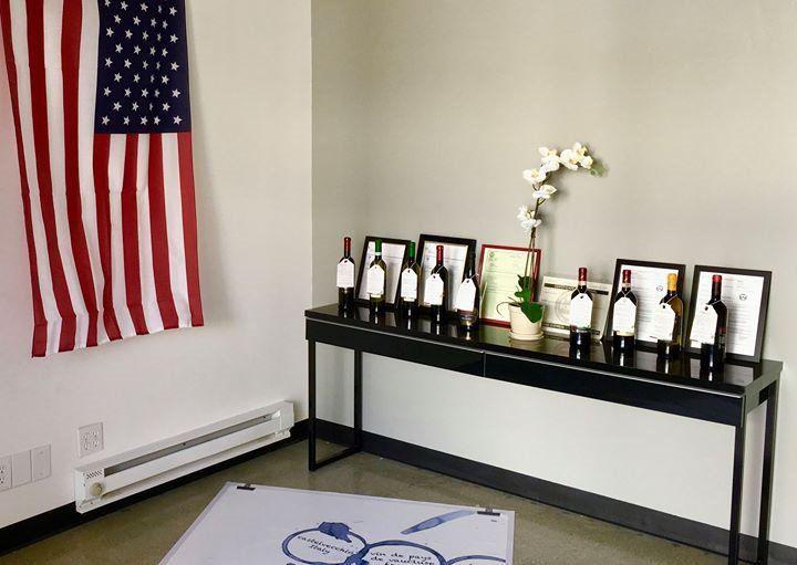 Flag, Wine