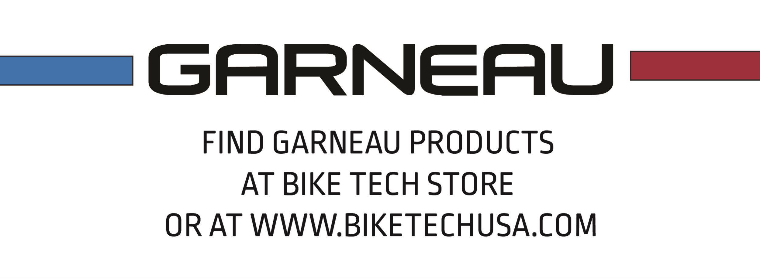 Find GARNEAU Gear at Bike Tech Stores or Online