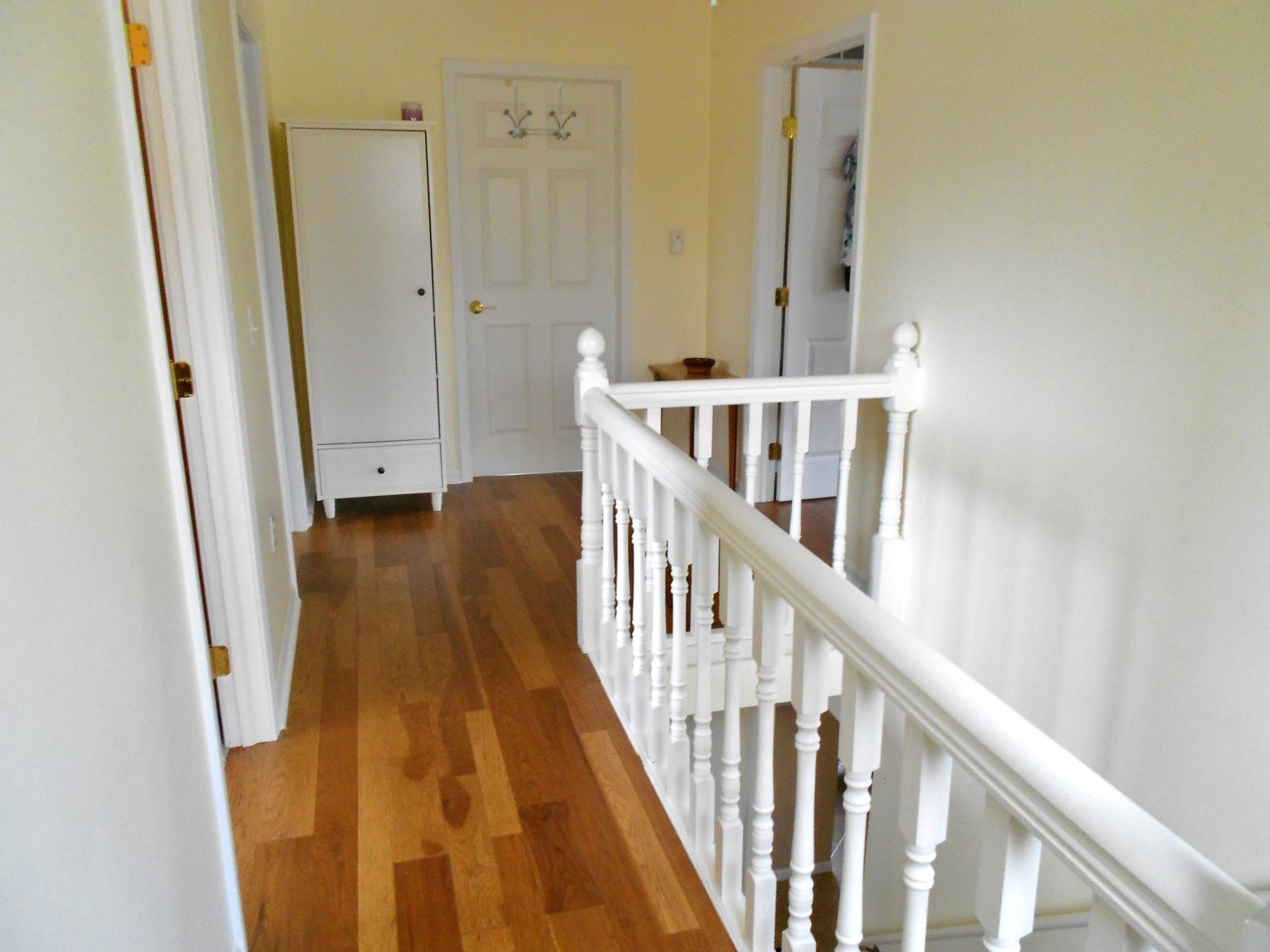 Interior remodels dexter builders for Hardwood floors upstairs