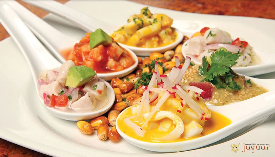 From Miami To Mexico Jaguar Ceviche Spoon Bar U0026 LATAM Grill Arrives And  Wants To Get To Know You. We Invite You To Discover The Latin American  Gastronomic ...
